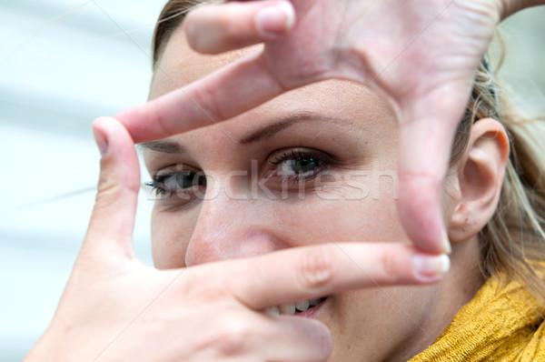 focused view Stock photo © ilolab