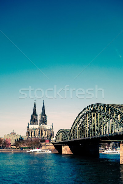Cologne(Köln)Cathedral, Germany Stock photo © ilolab