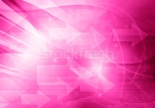 abstract galaxy Stock photo © ilolab