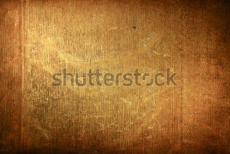 Drewna przestrzeni tekst obraz ściany Zdjęcia stock © ilolab