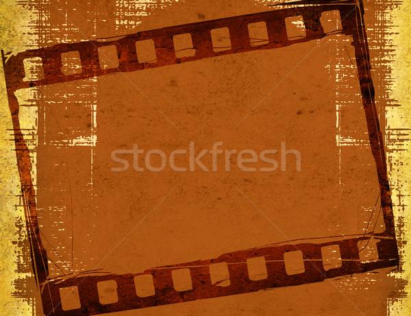 кинопленка текстуры фоны кадр аннотация Сток-фото © ilolab