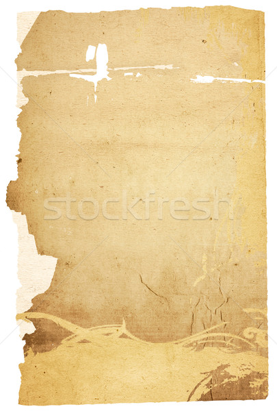 old paper textures  Stock photo © ilolab