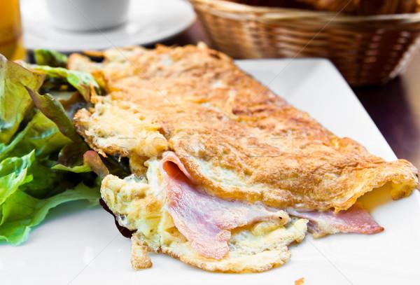 omelet Stock photo © ilolab