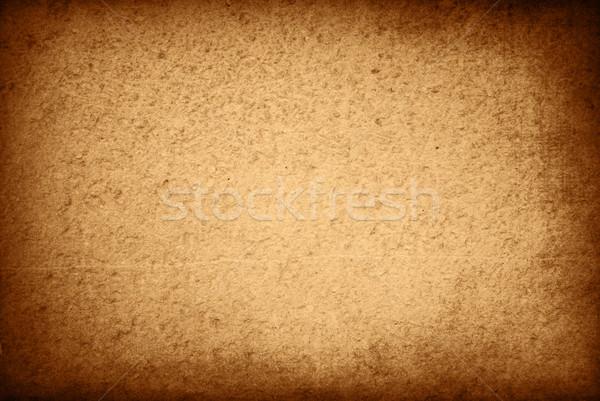 壁 ブラウン テクスチャ 背景 ストックフォト © ilolab