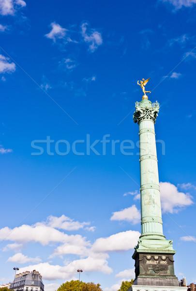 Place de la Bastille  Stock photo © ilolab
