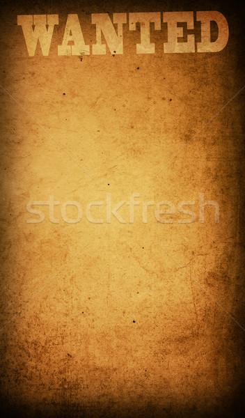 Gezocht ruimte tekst afbeelding boek abstract Stockfoto © ilolab