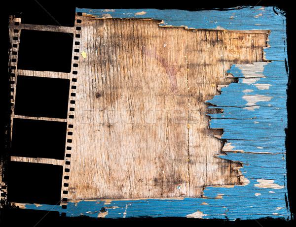 Taśmy filmowej tekstury środowisk ramki film Zdjęcia stock © ilolab