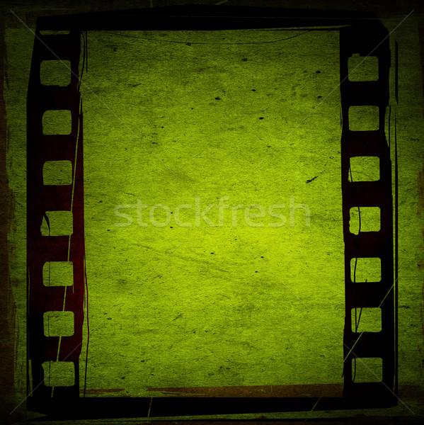 Great film strip  Stock photo © ilolab