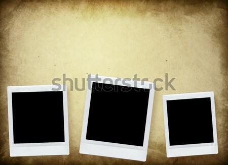 Jahrgang Foto Textur Design Stock foto © ilolab