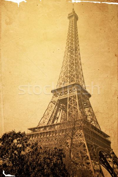 Photo stock: Paris · France · belle · parisien · rues · espace