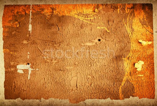 old paper textures  Stock photo © ilolab