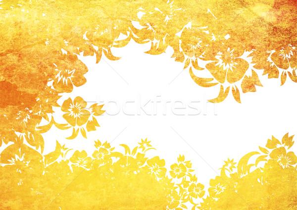 Asia Stil Texturen Hintergrund abstrakten Design Stock foto © ilolab
