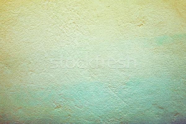 Vintage manchado parede textura madeira Foto stock © ilolab