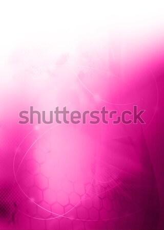 Creative élément résumé galaxie parfait espace Photo stock © ilolab