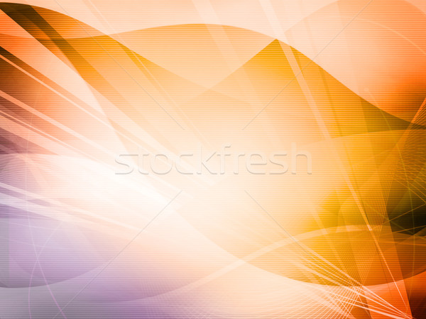 abstract galaxy - for text or image Stock photo © ilolab