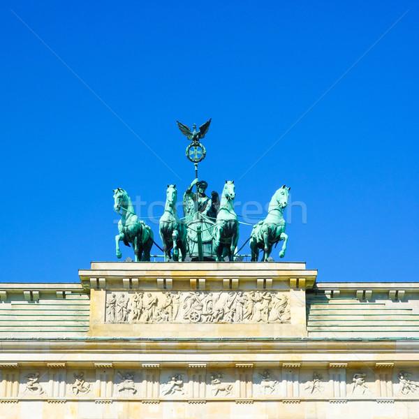 Brandenburg Gate  Stock photo © ilolab