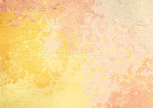 asia style textures  Stock photo © ilolab