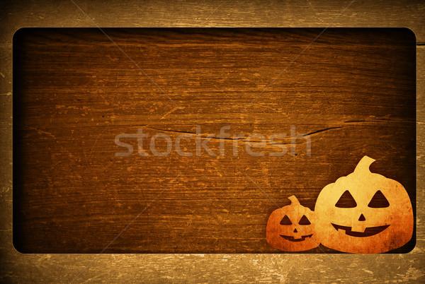 Halloween  Stock photo © ilolab