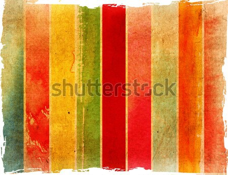 great watercolor Stock photo © ilolab