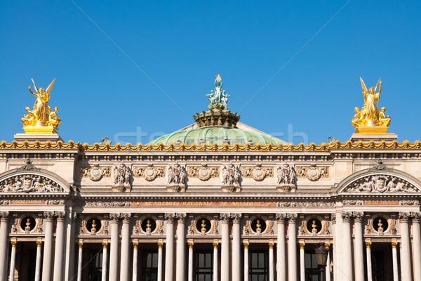 Opera Garnier Stock photo © ilolab