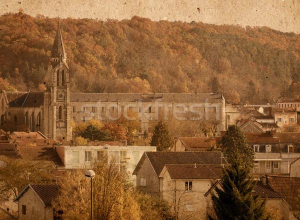 antique city view Stock photo © ilolab