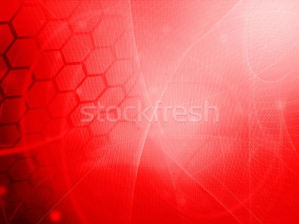 Abstrato galáxia perfeito espaço texto imagem Foto stock © ilolab