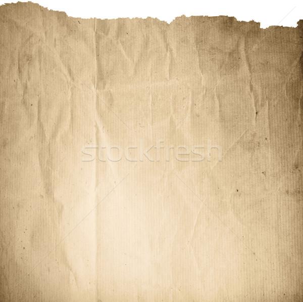 старой бумаги текстуры идеальный пространстве текстуры фон Сток-фото © ilolab