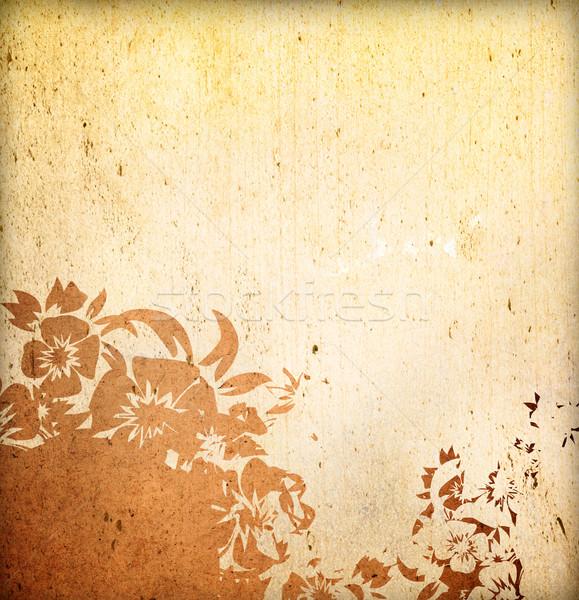 Ázsia stílus textúrák hátterek absztrakt terv Stock fotó © ilolab