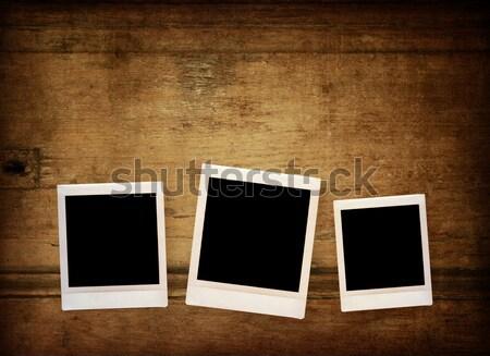 Foto stock: Vintage · foto · detallado