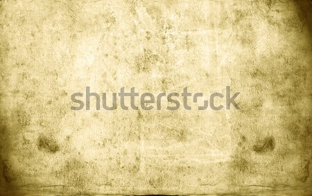 Brown grungy wall Stock photo © ilolab