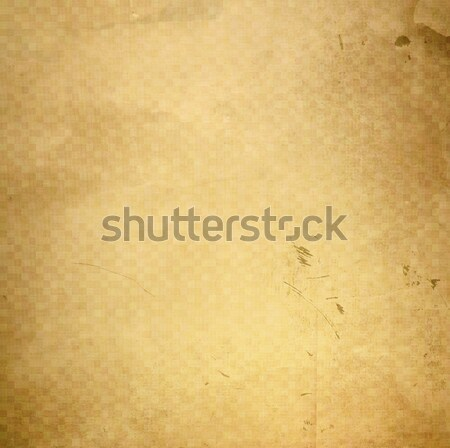 Vintage papel papel velho texturas perfeito espaço Foto stock © ilolab