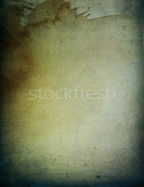 highly Detailed grunge background frame Stock photo © ilolab