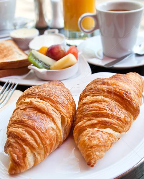 Breakfast with coffee  Stock photo © ilolab