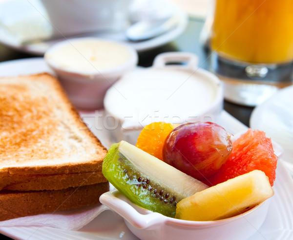 Breakfast  Stock photo © ilolab
