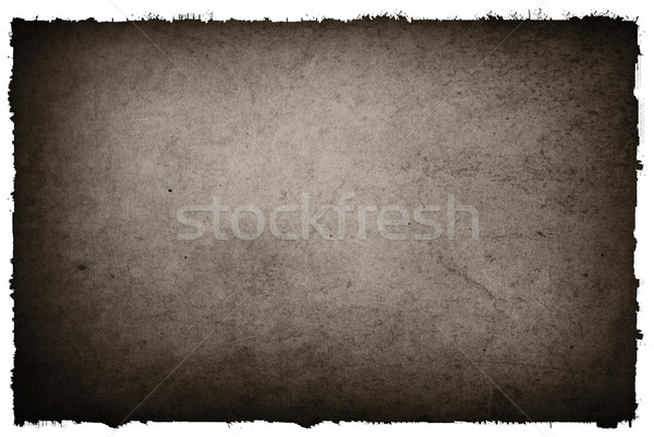 highly Detailed grunge background frame Stock photo © ilolab