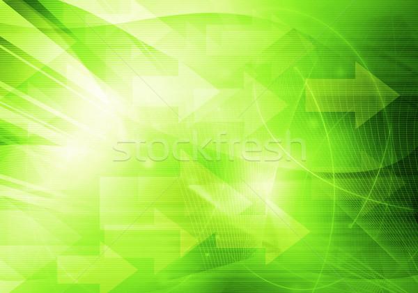 аннотация галактики идеальный пространстве текста изображение Сток-фото © ilolab