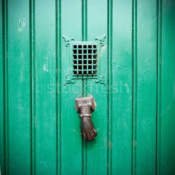 old door  Stock photo © ilolab