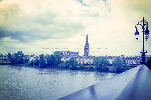 Bordeaux, France Europe Stock photo © ilolab