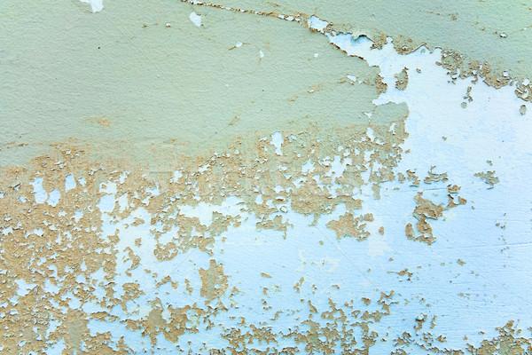 Stock photo: grungy wall