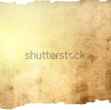 Stock fotó: Régi · papír · textúrák · tökéletes · űr · textúra · háttér
