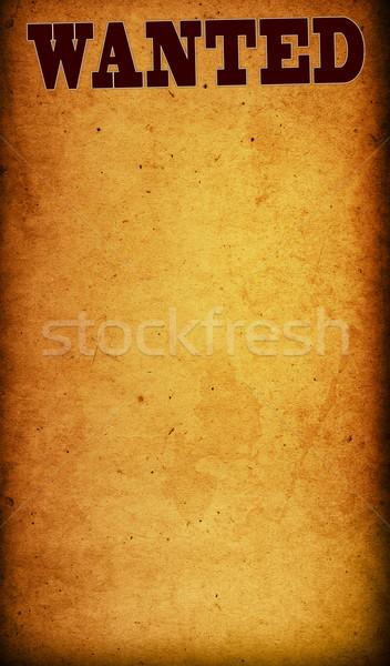 Gezocht oud papier texturen perfect ruimte tekst Stockfoto © ilolab