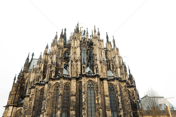 Gothic Cathedral in Cologne Stock photo © ilolab