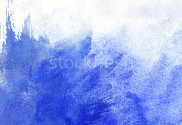 Akwarela szorstki tekstury papieru vintage Zdjęcia stock © ilolab