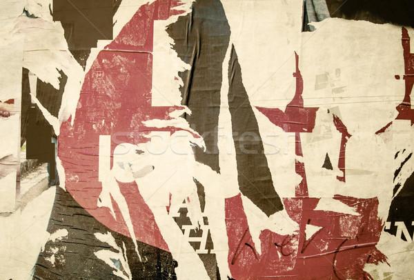 старой бумаги текстуры пространстве текста изображение книга Сток-фото © ilolab