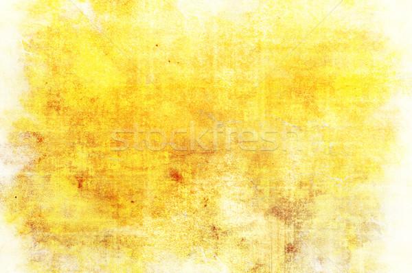 Sehr detaillierte Grunge Raum Papier Textur Stock foto © ilolab