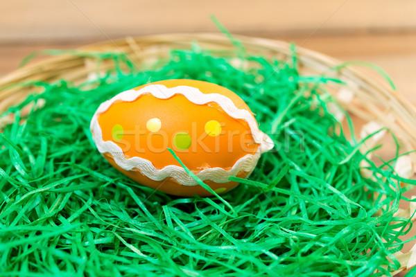 Easter eggs Stock photo © ilolab