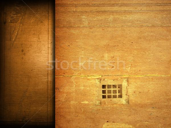 木材 スペース 文字 画像 壁 ストックフォト © ilolab