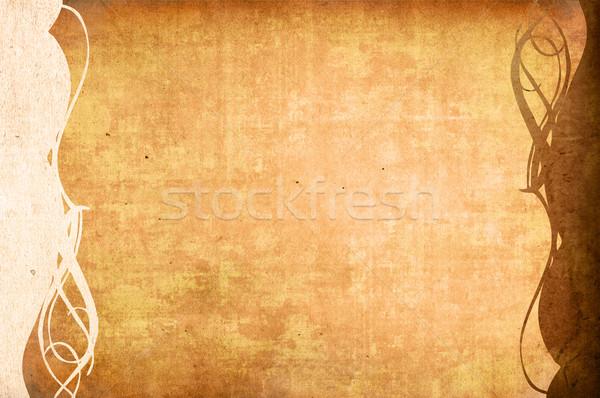Сток-фото: цветочный · стиль · текстуры · фоны · кадр · пространстве