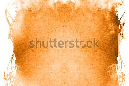 Stock photo: texture watercolor background