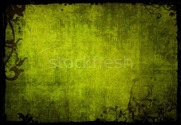 grunge background frame  Stock photo © ilolab